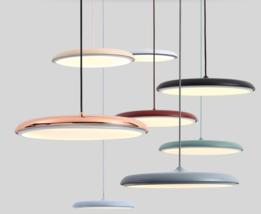 Light Attack N-LED Pendant Suspension Ceiling Lamp Home Light Cafe Light... - $133.34+