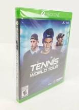 XBOX ONE Tennis World Tour Microsoft [Xbox 1 X Enhanced] 2018 Brand New ... - $32.97