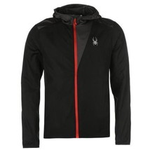 NWT Spyder Alpine Full Zip Hoody Jacket / Windbreaker Mens B MSRP $99 New L - $39.99