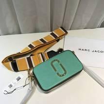 Marc Jacobs Snapshot Small Camera Bag Crossbody Bag Surf Multi Auth - ₨14,663.48 INR
