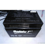 "7FFF15 BATTERY, 12V, FROM TOY CAR, 6"" X 4"" X 4-1/2"" +/-, WORKS WELL, VER... - $14.75"