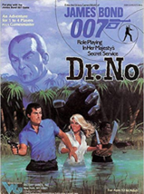 Dr. No (James Bond 007 role playing game, 35006) - $49.49