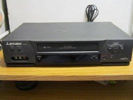 Mitsubishi Hs-u530 Hifr Stereo video cassette recorder Perfectape - $147.00