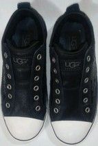 Women's UGG Australia Laela Sneakers Shoes SN 3316 Black Sequined SZ 5 M... - $59.16