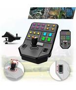 Logitech G Saitek Panel Side Equipment Heavy, 25 Buttons Assignable Pilo... - $443.76