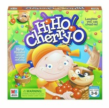 Hasbro Hi Ho! Cherry-O Multicolor Board Game  BRAND NEW  EXPEDITED SHIPPING - $18.69