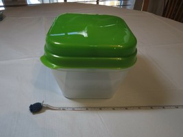 Fit & Fresh food storage lunch container glaçon freezer pack salad shaker - $19.19