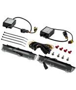Pair LED Daytime Running Lights Drive&Passenger Side For Nissan 350Z LCI... - $105.63