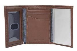 Tommy Hilfiger Men's Logan Trifold Zipper Coin Credit Card ID Wallet 31TL110018 image 3