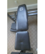 LaLanne Exercise Bench PICKUP - $299.99