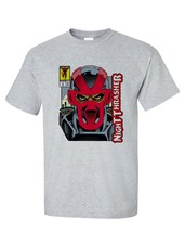 Night Thrasher T Shirt Marvel Comics New Warriors 1990's comic books graphic tee image 1