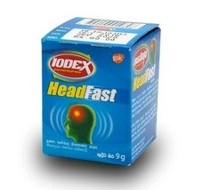Iodex Headfast PAIN Relef Balm Ayurvedic free delivery 9g - $3.93