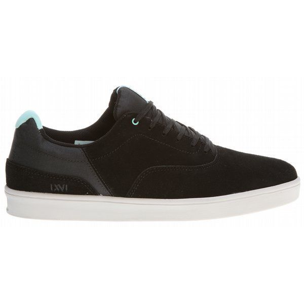 NIB VANS LXVI VARIABLE BLACK TEAL sz 7 MENS SHOES SKATE SKATEBOARD 25 CM EUR 39 image 2