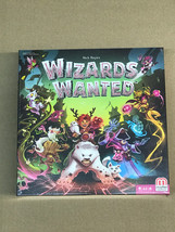 Wizards Wanted Strategy Board Game - $27.20
