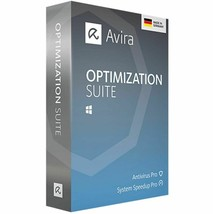 AVIRA OPTIMIZATION SUITE 2020 1 PC DEVICE - 2 YEARS COVER - Download - $20.88