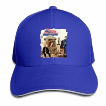 Gram Parsons The Flying Burrito Brothers Wild Horses Baseball Cap Hat Blue - $29.99