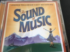 Sound of Music CD London Palladium Cast Recording NEW IN Wrap - $12.86