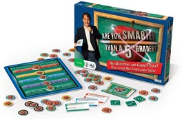 Patch Are You Smarter Than A 5th Grader? New Questions and Game Play - B... - $51.26