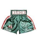 Ray Boom Boom Mancini Signed Autographed Boxing Trunks WBA Lightweight C... - $247.45