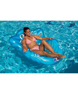 WOW Salon Lounge Great for pool lake river ocean Reinforced comfort mesh... - $88.88
