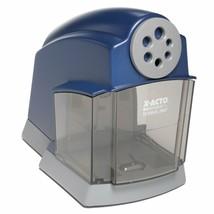 X-ACTO School Pro Classroom Electric Pencil Sharpener Blue 1 Count - ₹1,969.57 INR