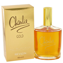 Charlie Gold By Revlon Eau De Toilette Spray 3.3 Oz - $14.95