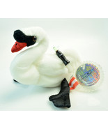 Coca-Cola Bean Bag Plush Swan Sailor International Collection Austria 0330 - $18.90