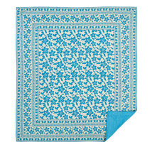 Briar Azure King Quilt - Patchwork - Sale Priced - $20 Off - Vhc Brands