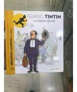BOOK FIGURINES TINTIN LA COLLECTION OFFICIELLE : Séraphin Lampion à la m... - $6.19