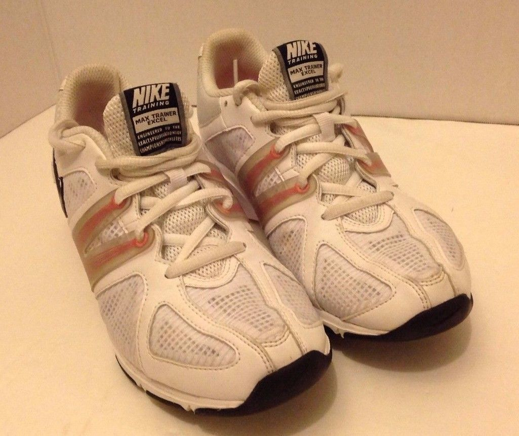 los angeles 88f93 c7954 S l1600. S l1600. Previous. Women s Nike Air Max Trainer Excel Running Shoes  429663-103 (Sz 7.5M