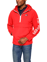 Tommy Hilfiger Men's Retro Lightweight Taslan Popover Jacket - Choose SZ... - $119.99+