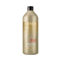 Redken Frizz Dismiss Shampoo Humidity Protection And Smoothing 33.8oz/1000ml - $57.97