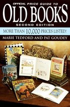 Official Price Guide to Old Books, Second Edition (OFFICIAL PRICE GUIDE ... - $3.79