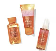 Bath & Body Works Sunshine Mimosa Gift Set - $16.95