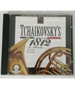 Tchaikovskys 1812 CD ROM The Multimedia Festival Overture 1994 Future Vi... - $18.69