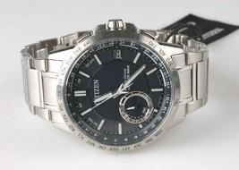 Original Citizen Eco-Drive Satellite Wave Men's Watch CC3000-89L NEW