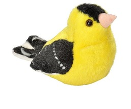 WILD REPUBLIC PLUSH GOLDFINCH STUFFED ANIMAL, BIRDS, BOYS & GIRLS, 3+ - $9.95