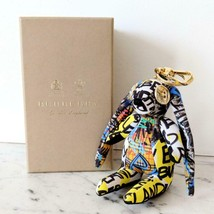 BURBERRY Authentic Vera the Hare Grafitti Print Cotton Rabbit Bag Charm ... - $410.73 CAD