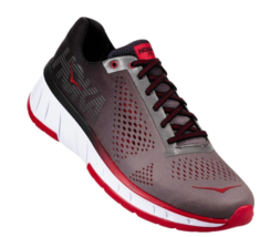 Hoka One One Cavu Size 9 M (D) EU 42 2/3 Men's Running Shoes Black Gray 1019281