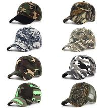 8 style Men's Snapback Camouflage Tactical Hat Army Tactical Baseball Ca... - $13.44