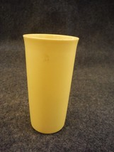 Tupperware 2874 Yellow 10.5 Ounce Tumbler - $1.08
