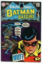 Detective Comics 393 Nov 1969 VG/FI (5.0) - $11.15