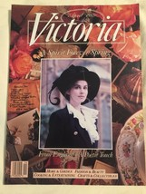 Victoria Magazine - April 1989 Vol I Issue 4 Back issue Grandmas Estate ... - $35.63
