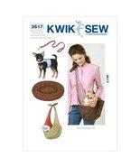 Kwik Sew K3517 Harness Sewing Pattern, Leash - $15.68