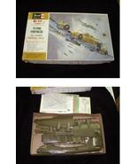 Revell B-17 F Series Flying Fortress Model Kit 1972 - $30.00
