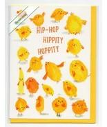 Trader Joe's Seasonal Greeting Cards Easter Hip-Hop Hippity Hoppity - $9.75