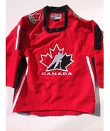 Canada Hockey Jersey Youth Small Maple Leaf Patches - $34.65