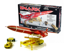 Lindberg SNARK SM-62 Intercontinental Guided Missile 1:48 Scale Model Ki... - $39.88