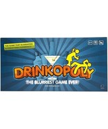 Drinkopoly The Blurriest Game Ever Drinking Board Game Sealed 2018 - $47.52