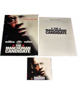 2004 Movie THE MANCHURIAN CANDIDATE PRESS KIT 27 Photo CD-ROM Production... - $12.99